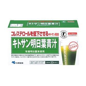 小林製薬 キトサン 明日葉青汁 30袋    kenko-depart