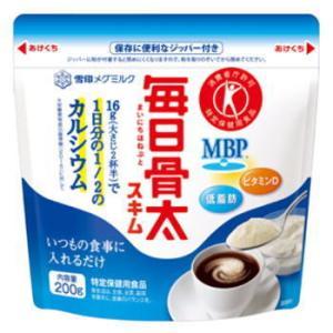 雪印メグミルク 毎日骨太MBPスキム 低脂肪 200g|kenko-depart