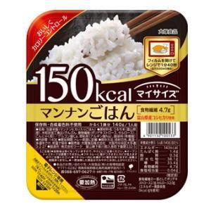 マイサイズ マンナンごはん 140g |kenko-depart