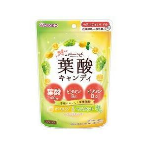 ■和光堂株式会社 葉酸・ビタミンB6・ビタミンB12を配合したキャンディです。1日2粒で妊娠初期の必...