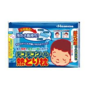 デコデコクール 熱とり枕 1個  |kenko-depart