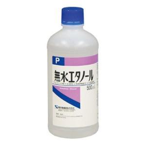 無水エタノール P 500ml  kenko-depart