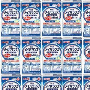メイバランスArg Mini ミルク味 125ml x 24本