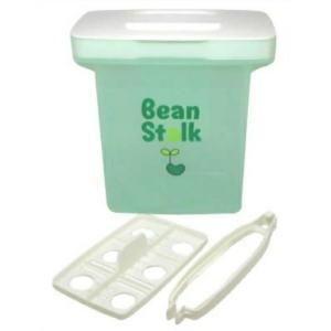 ビーンスターク 哺乳瓶 二プル消毒専用容器 4L|kenko-depart
