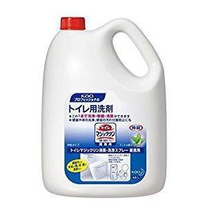 花王 トイレマジックリン 消臭・洗浄スプレー 4.5L  kenko-depart