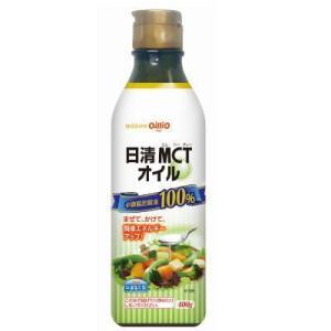 日清オイリオ 日清MCTオイル 400gの商品画像