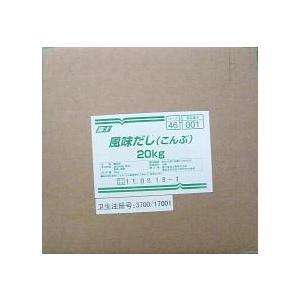 富士食品 風味だしこんぶ 液体  業務用 20kg|kenko-depart