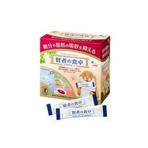 賢者の食卓 ダブルサポート 特定保健用食品 6g×30包