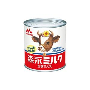 森永乳業 森永ミルク(缶入り)加糖れん乳 397g
