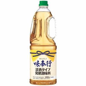 合同酒精 味奉行 清酒タイプ 発酵調味料 1.8L  |kenko-departs