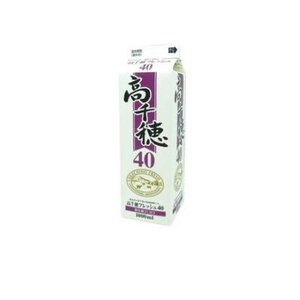 冷蔵発送 南日本酪農 高千穂フレッシュ40 1L|kenko-departs