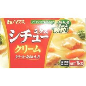 ハウス食品 シチューミクス (クリーム) 顆粒 1kg |kenko-departs
