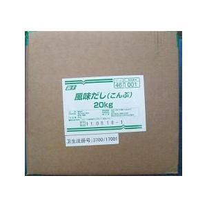 富士食品 風味だしこんぶ 液体 20kg|kenko-departs