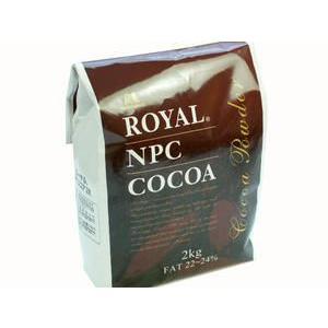 森永製菓 ローヤルNPCココアパウダー 2kg /     森永製菓 業務用