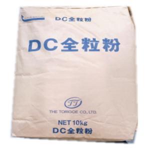 鳥越製粉 DC全粒粉 10kg|kenko-departs