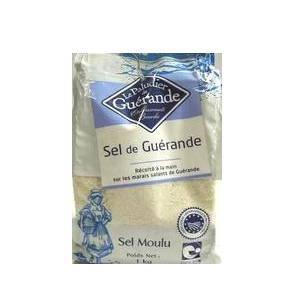 ゲランドの塩 1kg / しお / 顆粒タイプ|kenko-departs