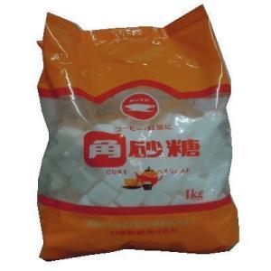 日新製糖(株) 角砂糖 1Kg |kenko-departs