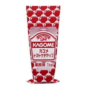 カゴメ(株) トマトケチャップ 1kg|kenko-departs