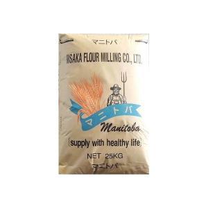 飯坂製粉 マニトバ 25kg / 飯坂製粉  業務用強力粉 マニトバ 25kg