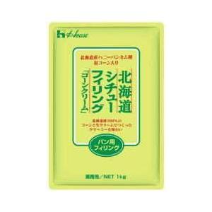 ハウス食品 北海道シチューフィリング(コーンクリーム) 1kg|kenko-departs