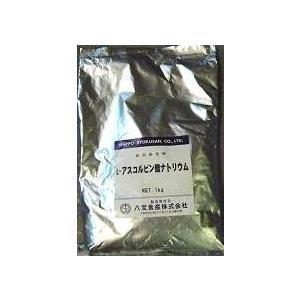 八宝 L-アスコルビン酸ナトリウム 1kg / 八宝 業務用 L-アスコルビン酸ナトリウム 1kg
