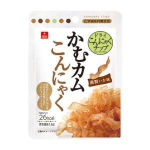 アスザックフーズ かむカムこんにゃく薫製いか味 10g (ゆうパケット配送対象)|kenko-ex