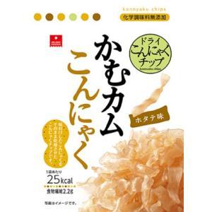 アスザックフーズ かむカムこんにゃくホタテ味 10g (ゆうパケット配送対象)|kenko-ex