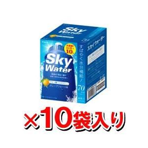 スカイウォーター グレープフルーツ 1Lx10袋入 kenko-ex