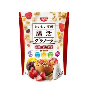 日清シスコ 腸活グラノーラ 350gの商品画像|ナビ