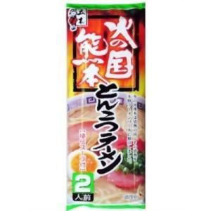 五木食品 火の国熊本とんこつラーメン 250g|kenko-ex