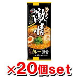 五木食品 激情ラーメン カレー豚骨 115gx20個|kenko-ex
