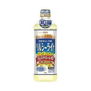 【数量限定大特価!】日清キャノーラ油 ヘルシーライト 900g