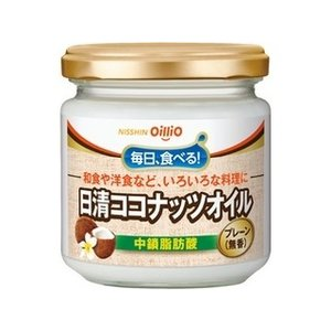 日清 ココナッツオイル 130g