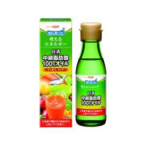 日清 中鎖脂肪酸100%オイル 85g