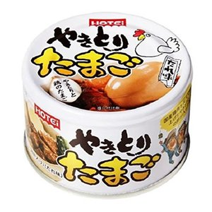 ●国産鶏肉を炭火で焼き上げたホテイのやきとりに丸ごと1個の味付たまごが入った親子缶詰です。 ●隠し味...