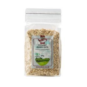 ●アララ オーガニック ジャンボオーツの商品詳細 ●有機栽培で大切に育てた大粒のオート麦を厳選しまし...