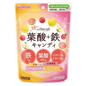 ●葉酸・鉄・ビタミンB6・ビタミンB12を配合したキャンディです。 ●1日2粒で妊娠初期の必要分が補...