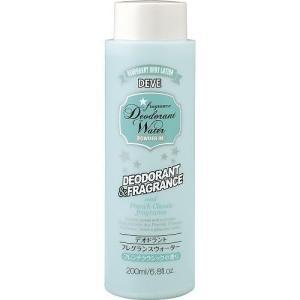 [熊野油脂]ディブ デオドラント フレグランスウォーター フレンチクラシックの香り 200mL (Deve デイブ)|kenko-ex
