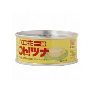 創健社 べに花一番のオーツナ 90g (固形量70g)|kenko-ex