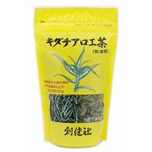 創健社 キダチアロエ茶 乾燥葉 45g|kenko-ex