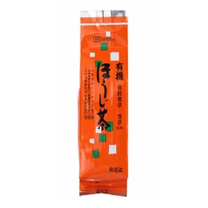 創健社 有機ほうじ茶 150g|kenko-ex