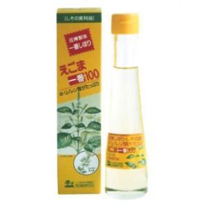 創健社 えごま一番100(しそ科油) 110g|kenko-ex