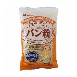 創健社 有機栽培小麦&国内産小麦粉使用 パン粉 150g kenko-ex