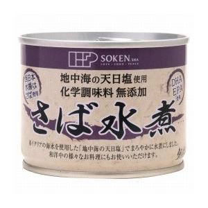 創健社 さば水煮 190g(固形量140g)|kenko-ex
