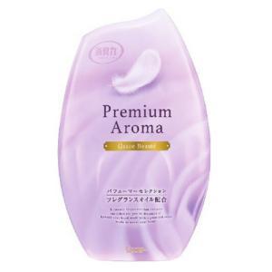 ●エステー お部屋の消臭力 プレミアムアロマ Premium Aroma 消臭芳香剤 部屋用 グレイ...