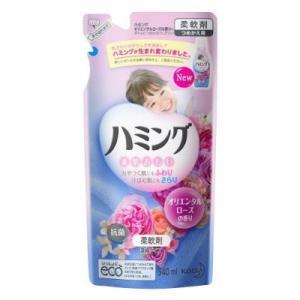ハミング オリエンタルローズの香り 詰替え 540ml|kenko-ex