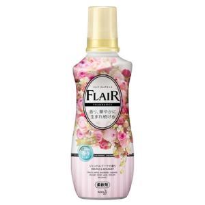 花王 フレア フレグランス 柔軟剤 ジェントルブーケの香り 本体 570ml|kenko-ex
