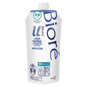 [花王]ビオレu ザ ボディ The Body 液体ピュアリーサボンの香り 詰替え用 340ml(ボ...