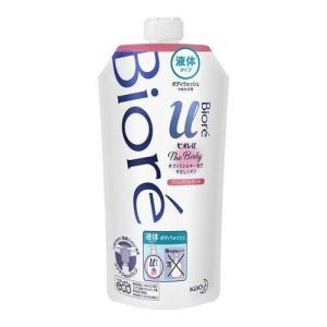 [花王]ビオレu ザ ボディ The Body 液体ブリリアントブーケの香り 詰替え用 340ml(...