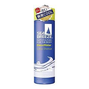 シーブリーズ デオ&ウォーター アイスタイプ シトラスシャーベットの香り 160ml[医薬部外品]|kenko-ex